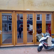 Te huur aangeboden Horeca/Winkelruimte in het centrum van Groningen