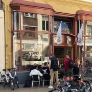 Te huur aangeboden casco daghorecaruimte in het centrum van Groningen
